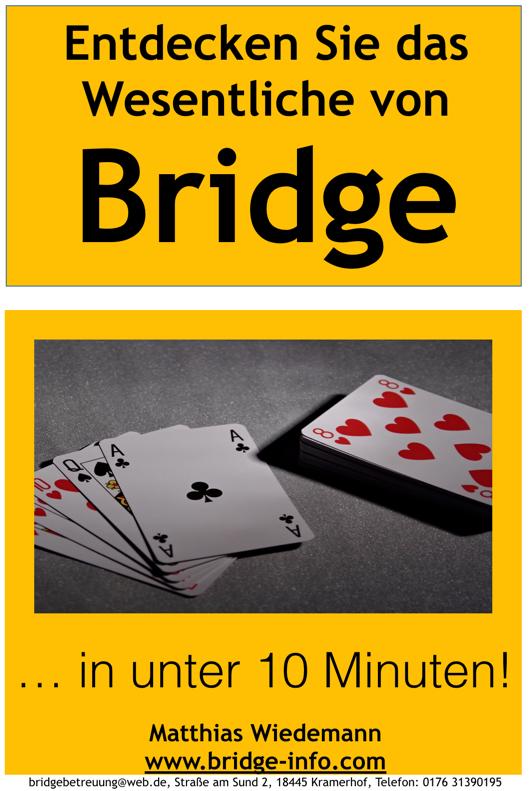 Bridge Online Lernen
