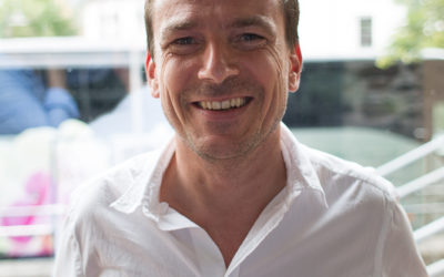 Tobias Conrad im ORF zu Gast