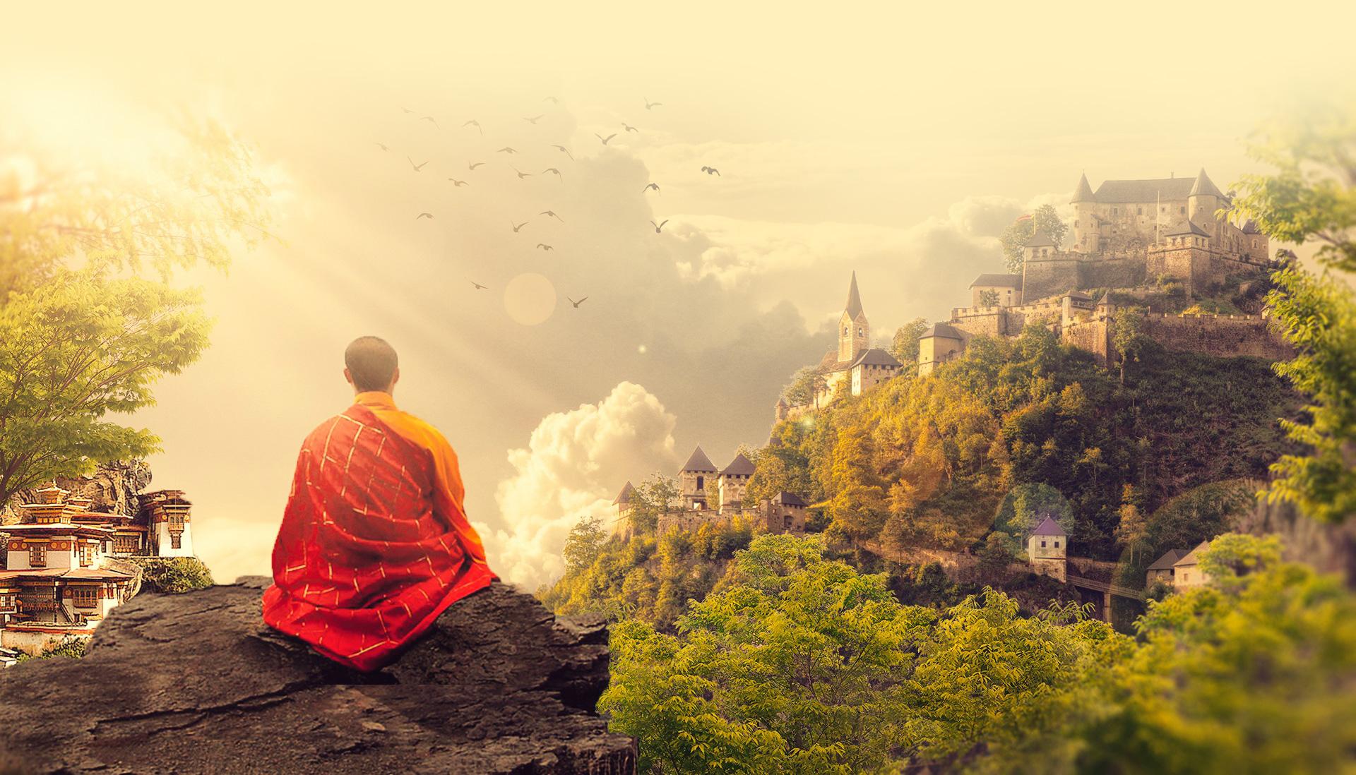 Inhalte der Meditation Class