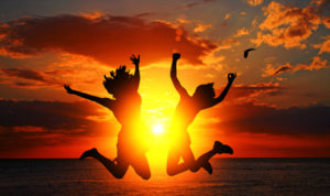 Erwerbsminderungsrente und Freude am Leben