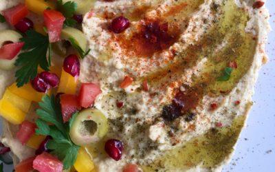 Das beste Hummus ever!