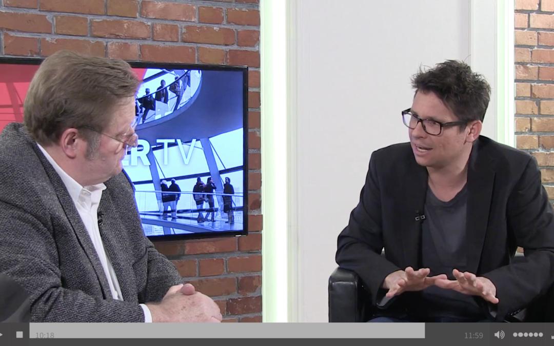 StifterTV: Interview «It takes money to make money»