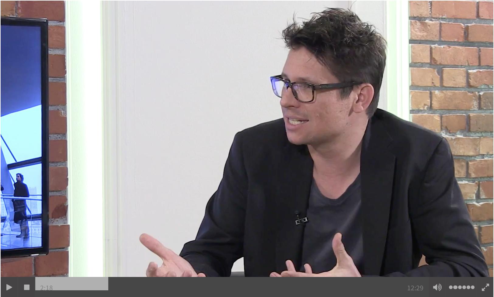 StifterTV: Interview zum Digital-Fundraising