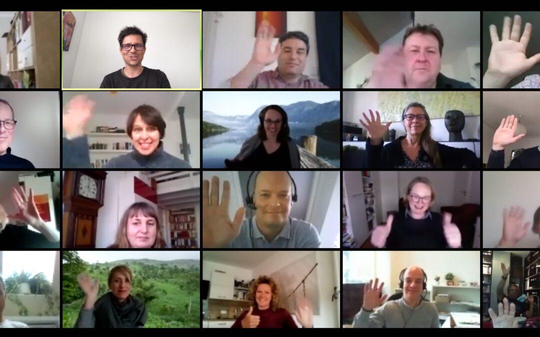 Video-Konferenzen in Zeiten von Home-Office