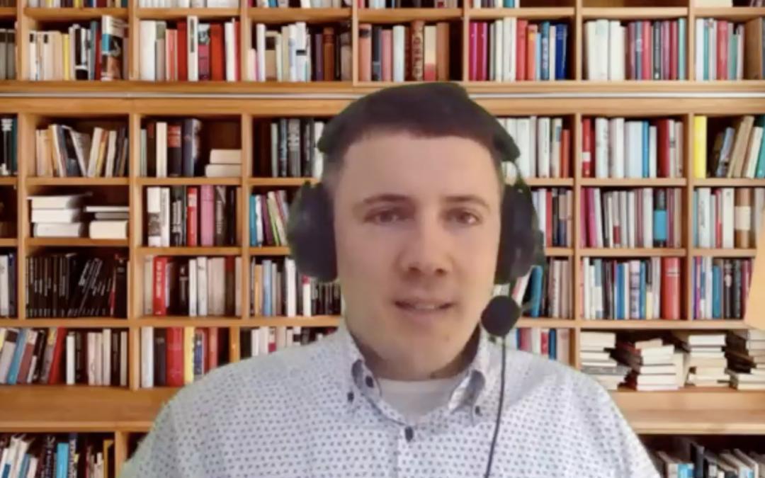 Folge 006 – Live-Talk mit Jörg Reschke über Online-Fundraising