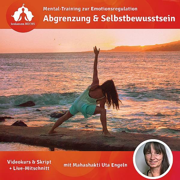 Mental-Training mit Yoga-Session für Abgrenzung und Selbstbewusstsein (Schnupperversion)