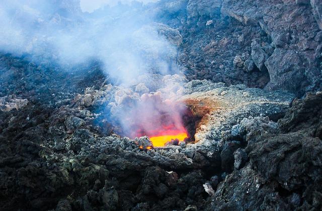 Zeolith das Vulkangestein, das den Körper harmonisiert