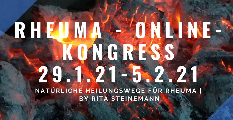 Rheuma – Online – Kongress