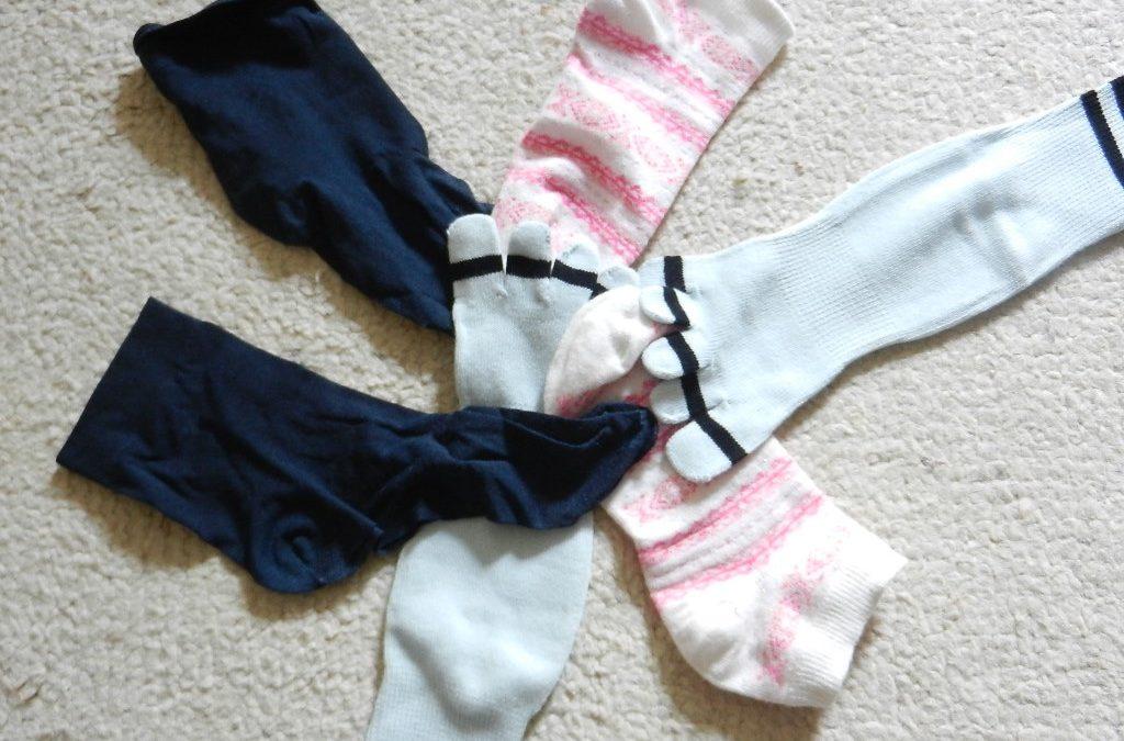 Basische Socken?