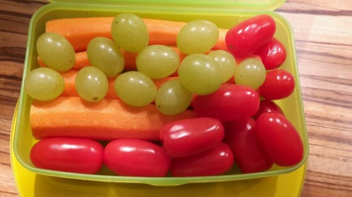 Die 3-2-1-Dose Gemüse und Obst und wann es auch ein Teller sein darf!