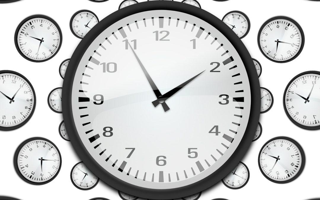 6 Top-Tipps gegen Zeiträuber