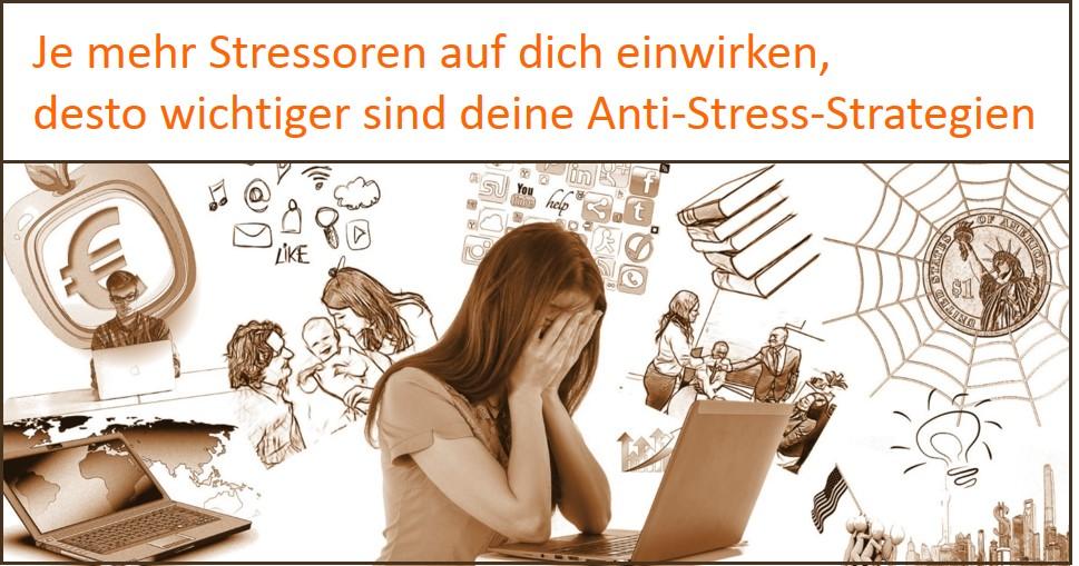 Stress-Symptome radikal elimiieren
