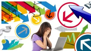 Stressfaktoren im Job