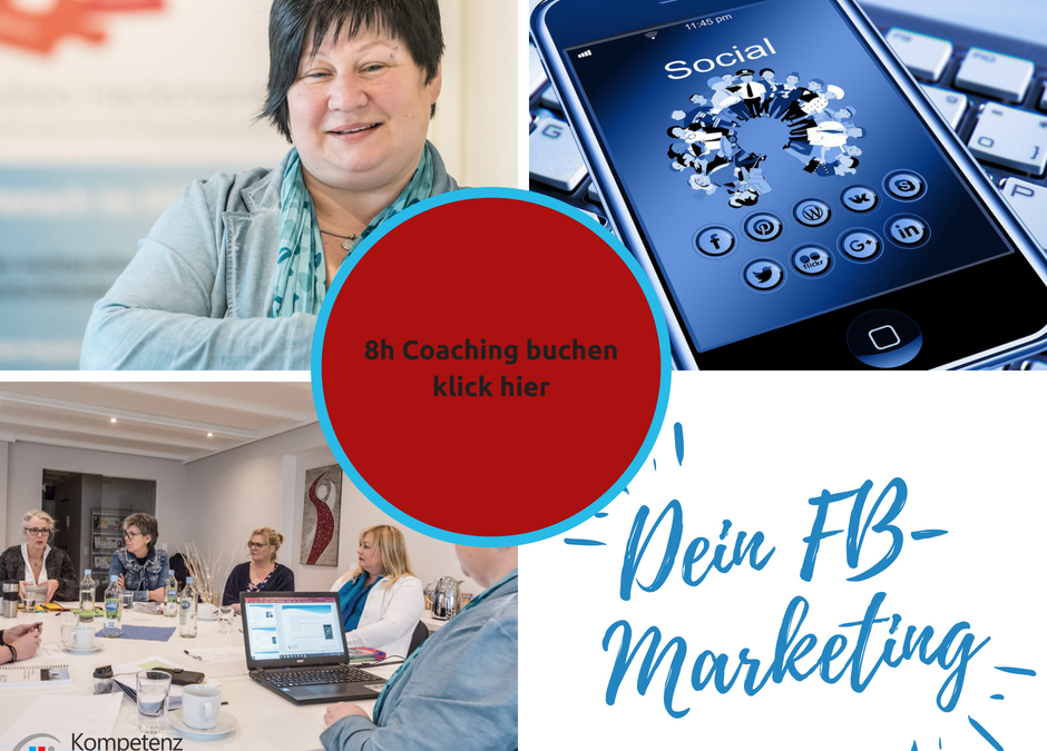 Tages-Coaching – Dein Facebook Marketing