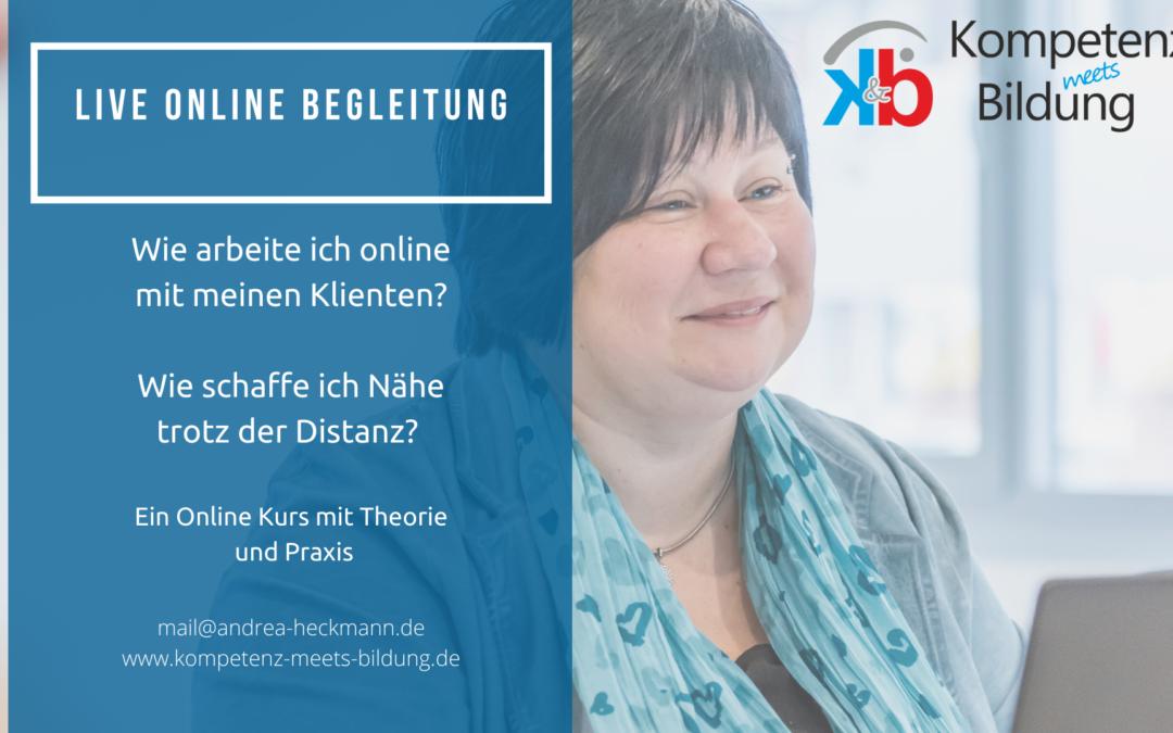 Online arbeiten – Nähe trotz der Distanz