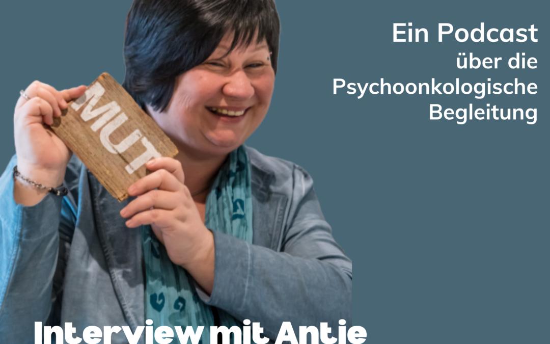 """Interview mit Antje Vorndran zu ihrem Buch: """"Nicht allein auf weißem Flur"""""""