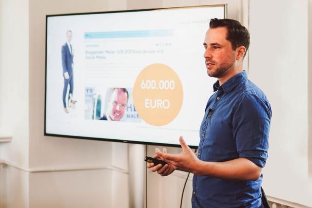 #050 Online und Offline Marketing, mit Marco Kindermann