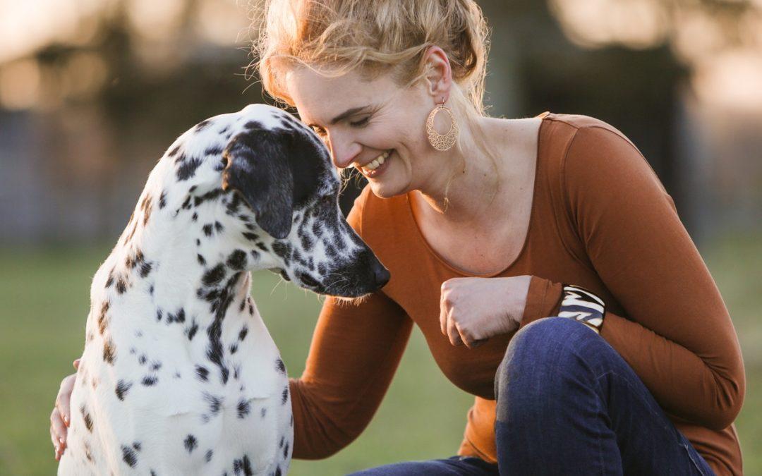 #064 Mit Tieren kannst Du sprechen, mit Rebecca Szrama