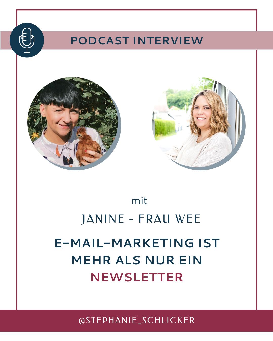 Frau Wee – E-Mail-Marketing ist so viel mehr
