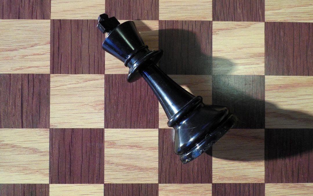 EXTRA-AUSGABE: Wie mich eine Service-Kraft letzte Woche Schach matt setzte und mir die Augen öffnete!