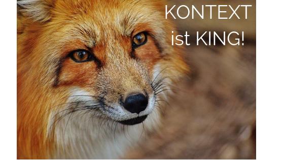 Folge 32 – KONTEXT ist KING! Wie Gewalt im Internet eingedämmt werden könnte!