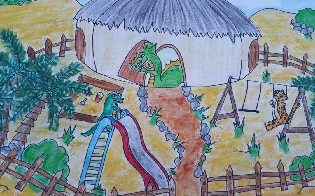 Projektbericht – Kinder entwickeln ihr eigenes Abenteuerbuch