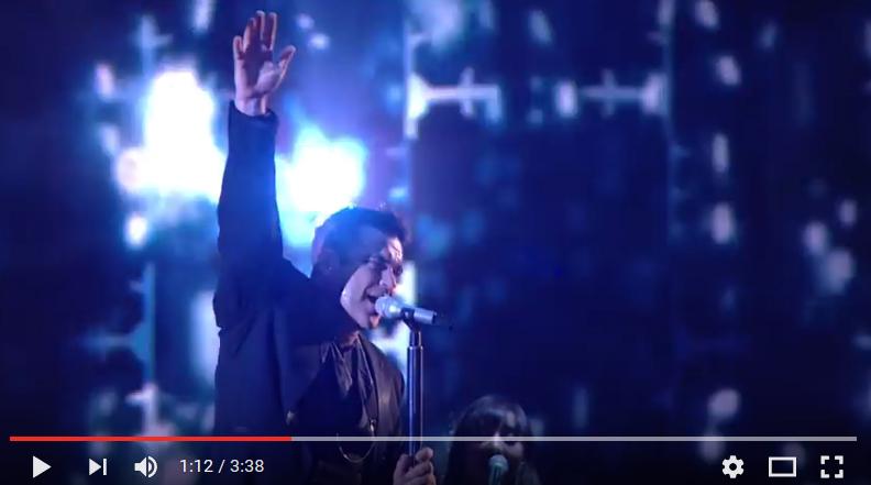 Videoanalyse Robbie Williams live 2