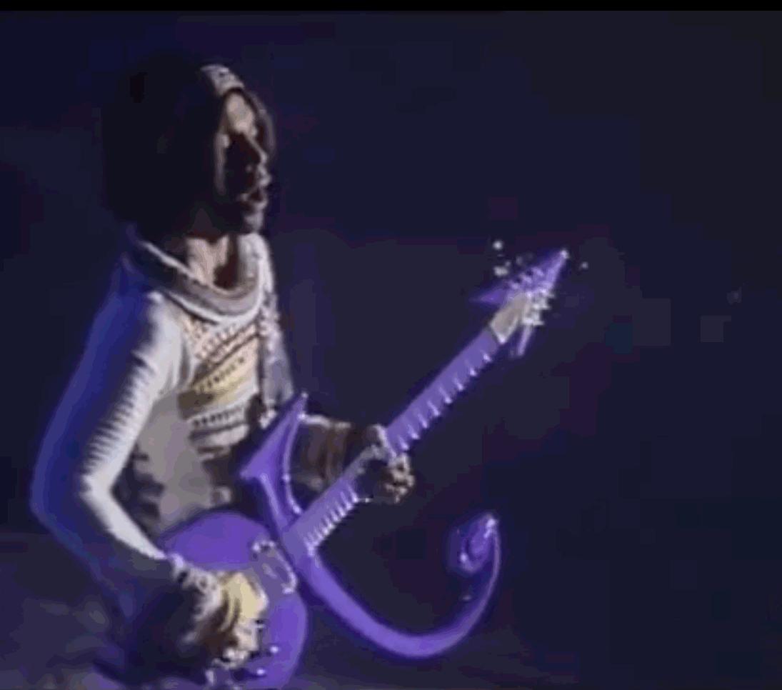 Prince – Choreographie und dynamische Zeichen