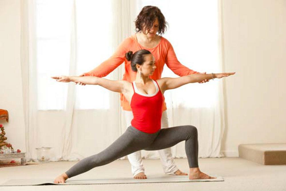 """""""Durch Yoga können wir unsere Aufgabe im Leben erkennen"""": Interview mit Sadhana Pezet über Yoga Therapie"""