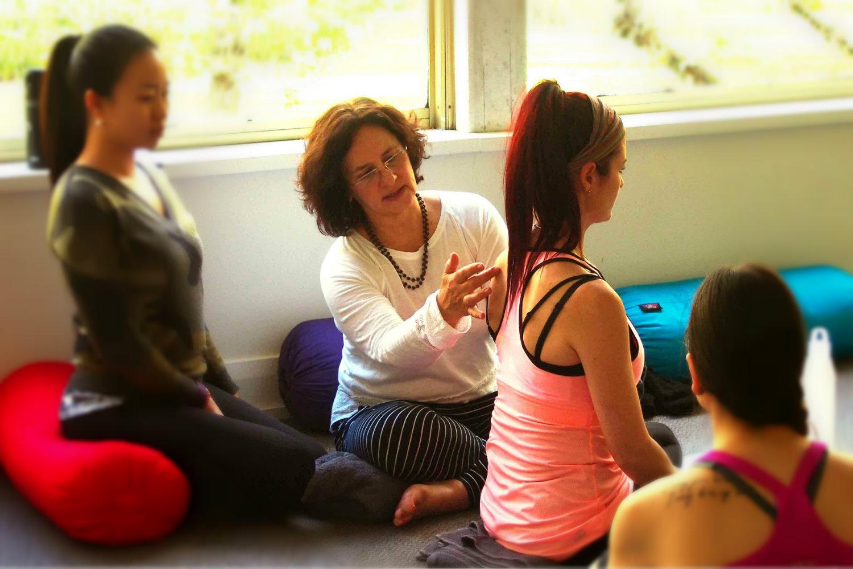 yoga therapie ausbildung