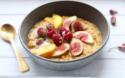 Rezept: Goldenes Power Porridge