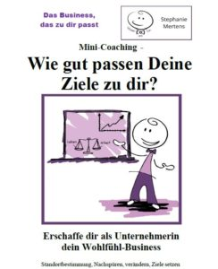 Mini-Coaching Ziele