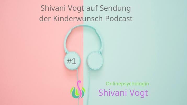 #01 – Auftaktfolge: Shivani Vogt auf Sendung – der Podcast