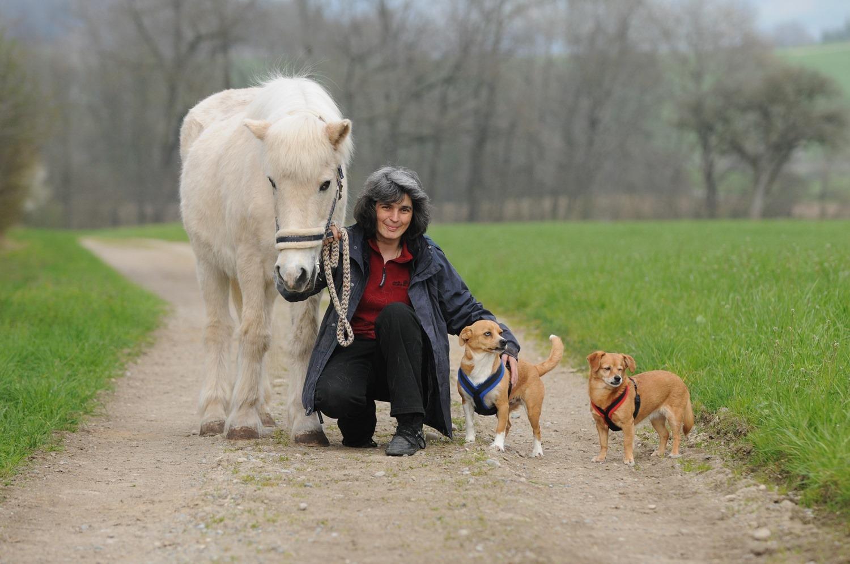 Paloma Bärtschi Tierkommunikation