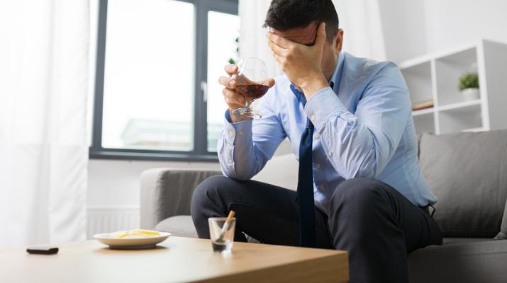 Schuld und Scham bei Alkoholsucht