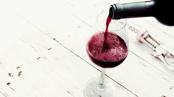 Nur ein Gläschen Wein und Schuldgefühle