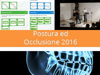 Corso Formazione Posturologia - Stabilometria e Occlusione 2016