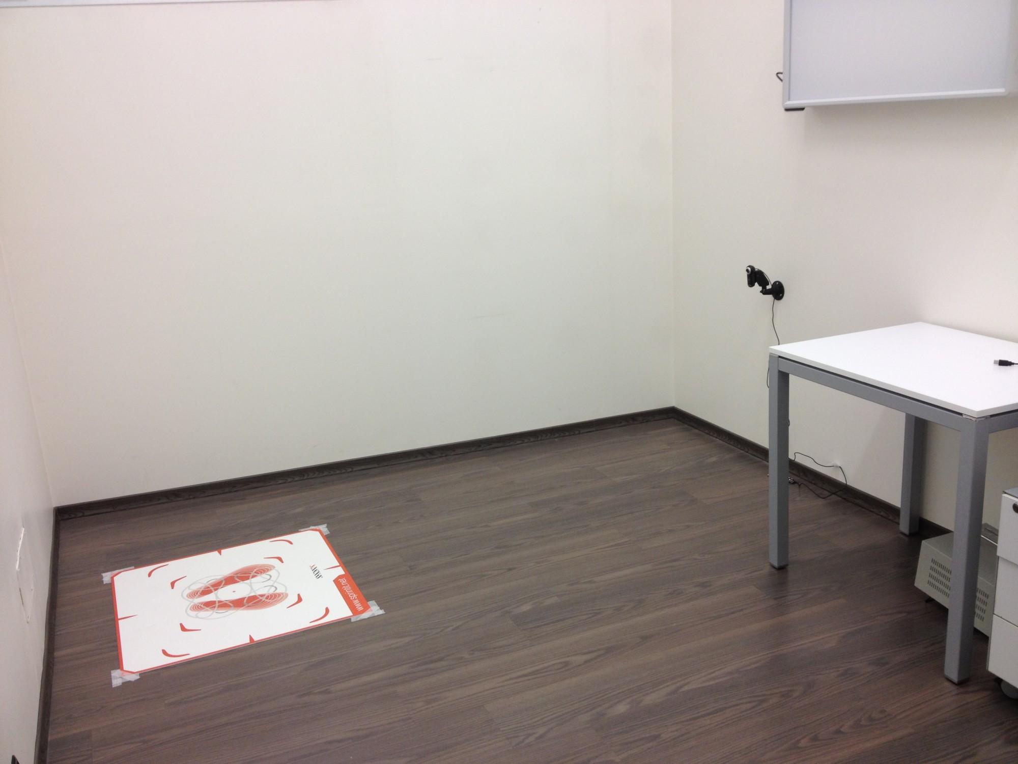 Kit Installazione Fissa Postural Experience (Dima Rigida + Staffa Muro + Webcam)