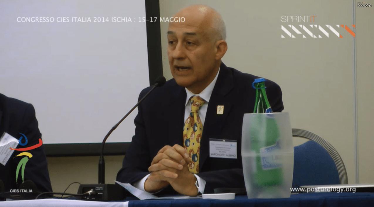 Video riprese congresso posturologia CIES ITALIA a ISCHIA