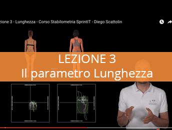 La lunghezza – Cos'è e come si interpreta questo parametro nell'esame stabilometrico