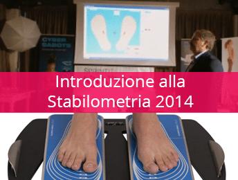 Introduzione alla Stabilometria 2014