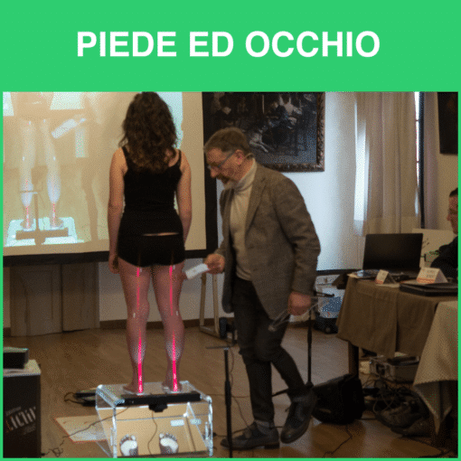 Corso Posturologia - Seminario Piede & Occhio