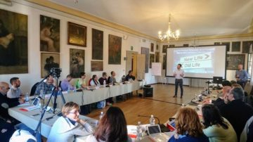 Corso Posturologia Sprintit - Seminario Bocca & Management