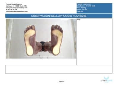 Report_appoggio_plantare