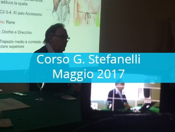 Corso DTM – Dott. Giuseppe Stefanelli – Maggio 2017
