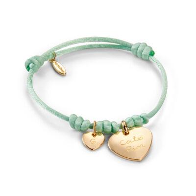Bracelet Pendentif Cœur