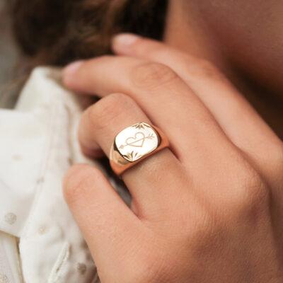 Signet Ring Vintage