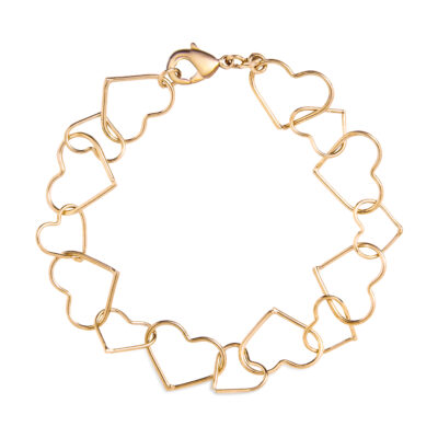 Bracelet Coeurs