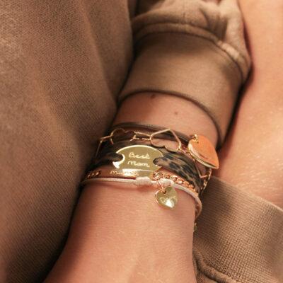 Bar Chain Armband