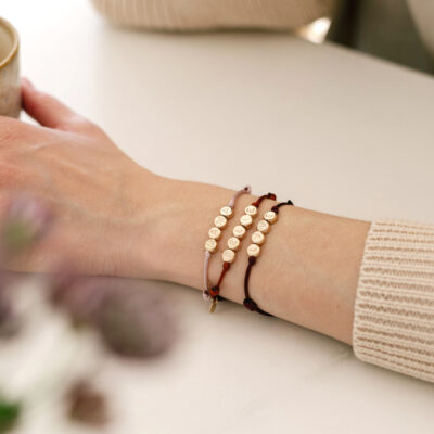 Initials Armband